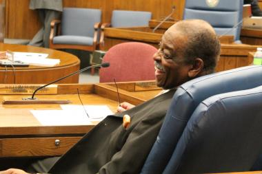 The kingmaking days appear over for Cook County Commissioner William Beavers as well.