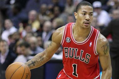 Derrick Rose, an Englewood native, donated $7,000 to a man who is trying to raise awareness of the need for resources to keep the city's children off its violent streets.