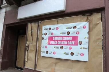 Dolce Gelato Cafe plans to open in the spring at 2904 N. Broadway.