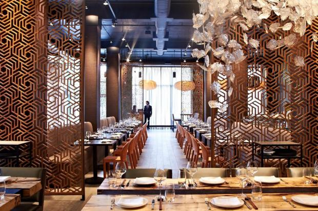 Embeya acclaimed asian restaurant closes in the west for Best private dining rooms in chicago 2016