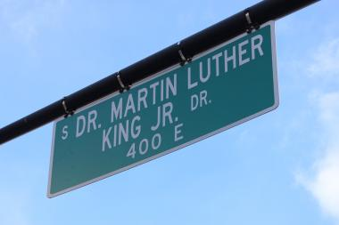 Dr. Martin Luther King Jr. Drive can be found on the South Side of Chicago, stretching from 23rd Street to 115th Street.