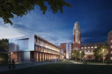 The University of Chicago and Ann Beha Architects released new renderings of a second phase planned for the Becker Friedman Insitute for Research in Economics.