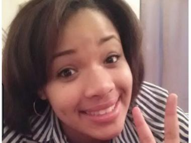 Hadiya Pendleton, 15, a student at King College Prep, was shot to death in January at a park near the school.