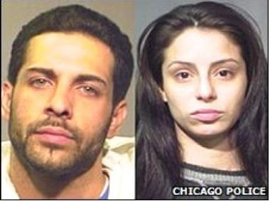 Heriberto Viramontes, then 31, and Marcy Cruz, then 25, were arrested April 28, 2010, after police traced their whereabouts using victims' cell phones. Viramontes brutally attacked two women with a baseball bat as they walked in a viaduct in the 1800 block of North Damen Avenue on April 23, 2010.  Cruz drove the getaway van. Both remain in Cook County Jail awaiting a Sept. 9 trial.