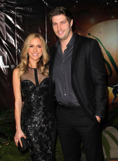 "Kristin Cavallari confessed that she hopes her five-month-old son with Bears quarterback Jay Cutler will choose  ""a sport that isn't so aggressive, maybe baseball,"" she told DNAinfo.com Chicago Monday."