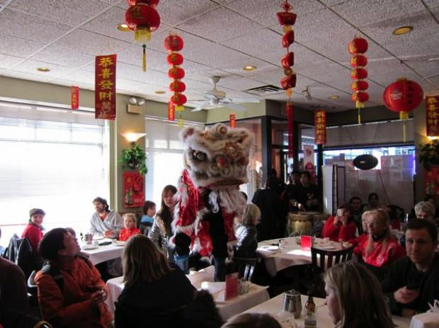 Lunar New Year discounts offered at Chinatown restaurants.