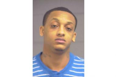 Montrez Armstead, of the 1400 block of North Lawndale, was charged with unlawful possession of a handgun Tuesday after Police Superintendent Garry McCarthy found the gun and arrested Armstead early New Year's day.