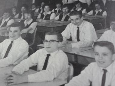 Bridgeport Catholic Academy's 30th anniversary celebration will also mark the 50-year reunion of the 1965 graduating class of Nativity of Our Lord School, which occupied the same building before the 1985 consolidation.