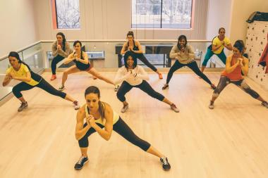 The Nike Training Club opened in late January, and will host a variety of free fitness classes and sell women's workout gear at its Armitage Avenue location.
