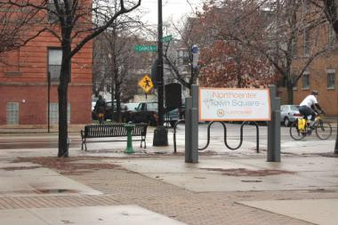 Rarious entities have joined forces in the latest effort to improve North Center Town Square.