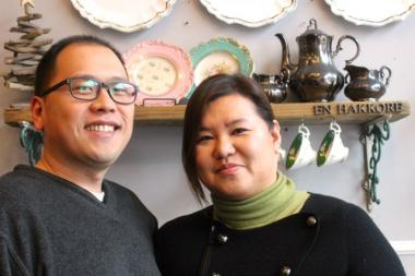 En Hakkore, a new Korean restaurant at 1840 N. Damen Ave., plans to host its soft opening sometime during the week of Jan. 7, said co-owners Peter and Faith Park.