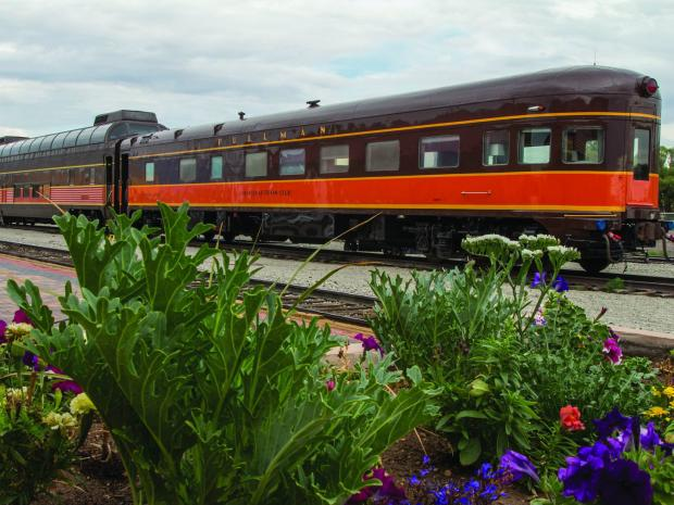 A Bridgeport chef is at the helm of a new luxury rail service taking passengers from Chicago to New Orleans and back.