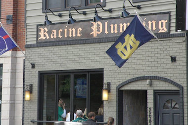 Racing Plumbing Bar and Grill offers trivia starting at 8 p.m. Wednesday.