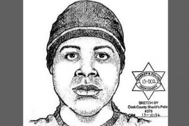 The attacker is described as between 30 and 33 years old, standing 5-foot-6 to 5-foot-8, with black hair, brown eyes and medium complexion. He was wearing a black and red trim ski cap and a dark sweater, police said.
