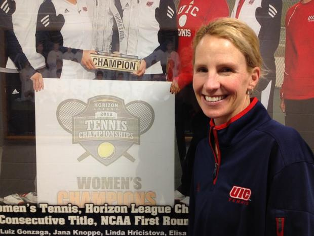 The University of Illinois at Chicago women's tennis team has won 143 consecutive conference matches — the longest streak in NCAA Division I women's tennis history.