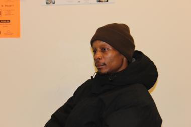Steven Hill, a 38-year old self-employed janitor who lives in Far South Side Roseland, said getting to one of the city's warming centers is difficult.