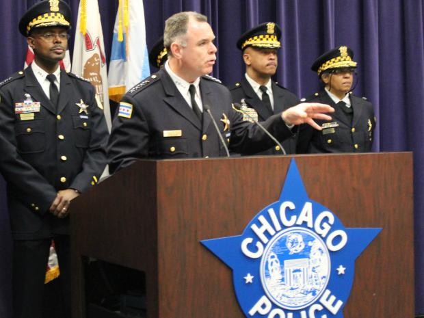 The number of firearms recovered from the city's streets so far in 2013 has far outpaced other Americam cities, Chicago Police Supt. Garry McCarthy said.