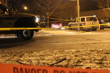 Two men were shot, one fatally, in the 1100 block of South Mozart Street early Saturday morning, police said. The Cook County Medical Examiner's Office identified the dead man as Ronnie Chambers.