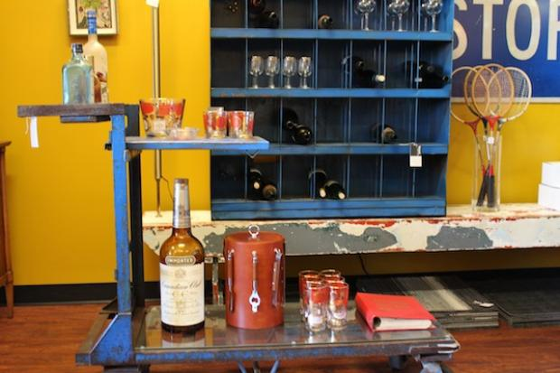 A new Andersonville vintage store off the beaten path of the neighborhood's main commercial strip aims to offer high-end vintage pieces at lower prices than competitors.