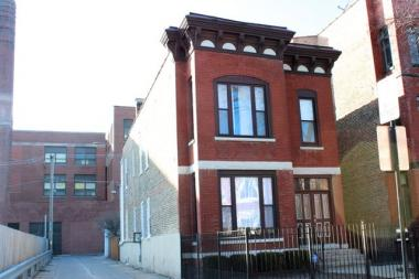 This three-bedroom home at 1314 N. Oakley Blvd. in Wicker Park sold for $625,000 on Jan. 31.