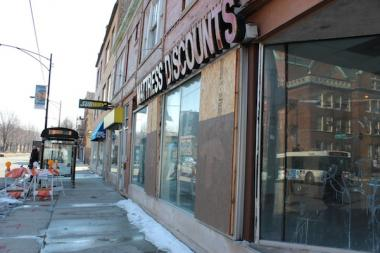 The building at 3952 N. Ashland Avenue was recently sold to a family LLC that plans to renovate it.