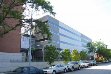 Zeller Realty owns this five-story medical building at 4700 N. Marine Drive, in Uptown.