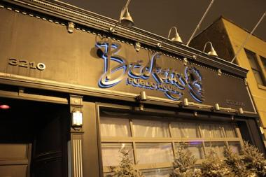 Owners of Beckett's Public House, 3210 N. Lincoln Ave., are revamping the space to become a to-be-named bar that serves global street snacks.