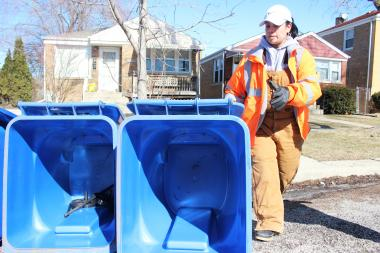 Ald. Tom Tunney is hosting a recycling day at 330 W. Diversey Pkwy. from 9 a.m. to noon Saturday. (File photo)