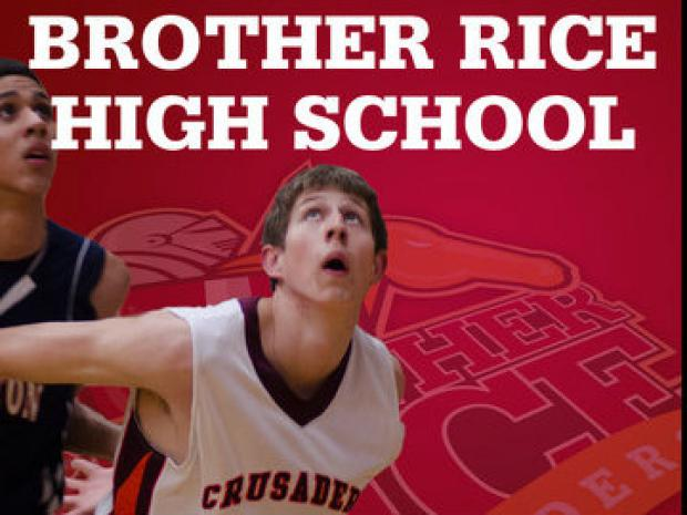 The Brother Rice High School iPhone/Android and iPad basketball apps have many features.