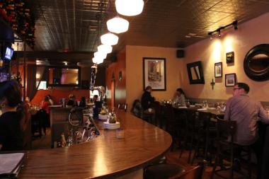 Bulerias Tapas is moving from Southport Avenue to a bigger space on Ashland Avenue. Currently, it only seats 49 people.