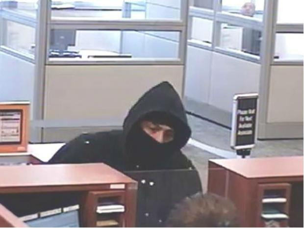 "A bank robber known as the ""Bully Bandit"" hit his tenth Chicago area bank Friday afternoon, according to the FBI."