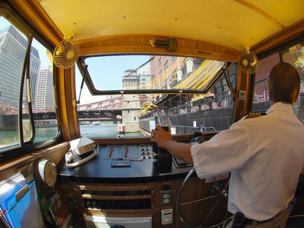 Rates for the Chicago Water Taxo, operated by Wendella Bout Tours, are rising.