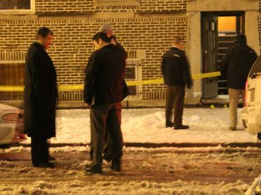 A man and woman were in serious but stable condition after being shot in Chicago Lawn Tuesday evening, police said.