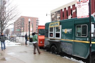 Chicago Food Trucks Ordinance  Hour