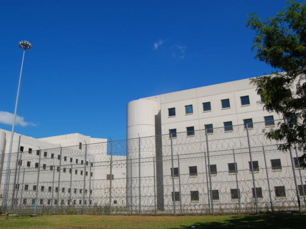 two inmates took over part of cook county jail  held