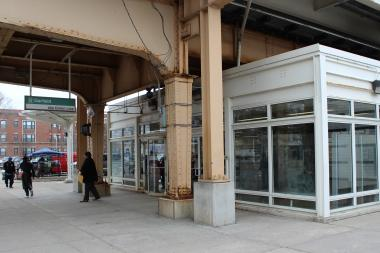 "During the five months of Dan Ryan Red Line reconstruction, the Green Line Garfield stop will become a ""free station."""