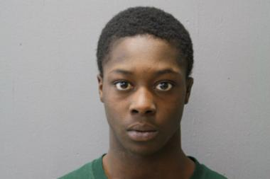 Dantrell D. Sawyer, 20, of the 13300 block of South Corliss Avenue, was charged with aggravated criminal sexual assault with a firearm.