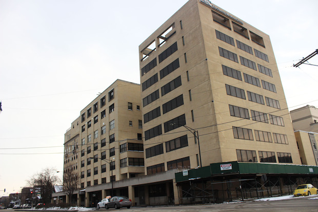 "The vacant Edgewater Hospital, an ""eyesore"" in the neighborhood for years, could be redeveloped under a planned development proposal put together by the alderman's office and the managers of the bankrupt estate."