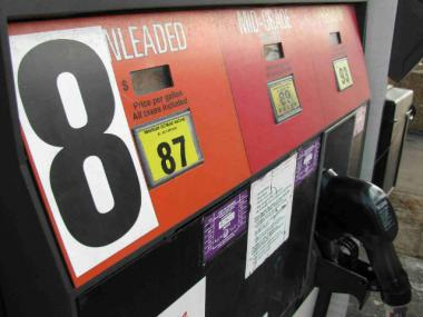 Chicago drivers are seeing dramatically higher prices at the gas pump.