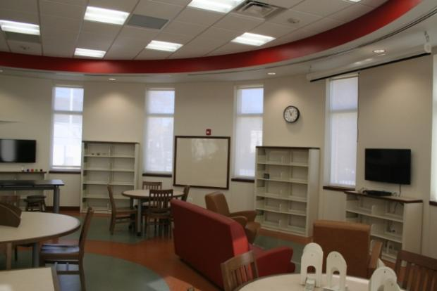 Humboldt Park Library Reopening