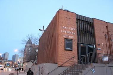 The Night Ministry's youth homeless shelter The Crib is housed at the Lake View Lutheran Church, 835 W. Addison St.