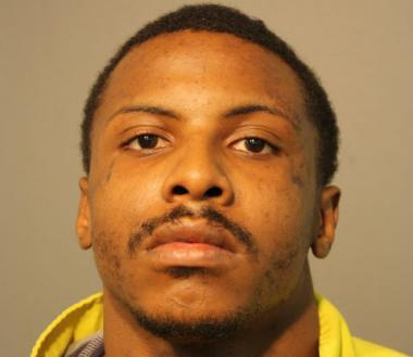 D'Andre Fuller, 27, was arrested and charged with first-degree murder this week in connection with the shooting death of Tyrone Scott, 43, in November.