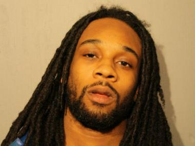 Nasean Flowers, 23, of the 6200 block of South Langley Avenue, was charged with first-degree murder, police said.