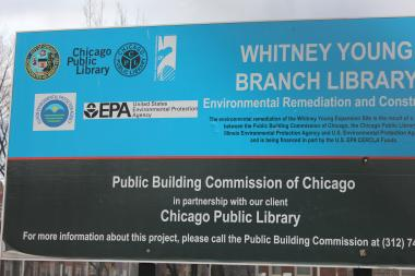 Expansion plans were announced in 2008 for the Whitney M. Young Library branch in Chatham, but as of Feb. 15, construction had yet to begin.
