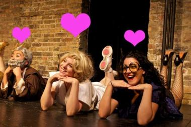 "A special Valentine's version of ""Nude Hope: A Star Wars Burlesque"" arrives at the Gorilla Tango Theatre stage 9 p.m. Thursday Feb. 14 and 9 p.m. Friday Feb. 15."