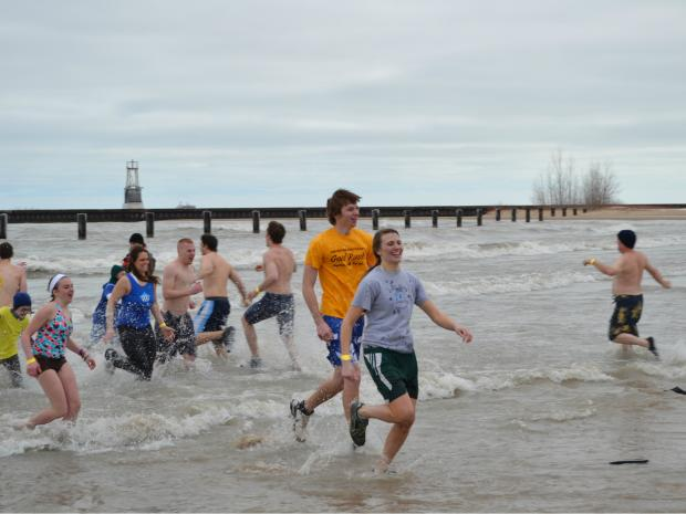 Team Carden hopes to have a record number of participants at Sunday's Chicago Polar Plunge.