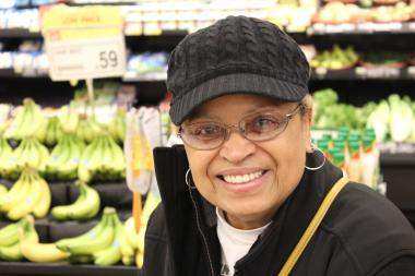 Frankie Johnson is a retired medical professional who lives 10 minutes from a Jewel-Osco store at 1655 E. 95th St., but she chooses to grocery shop at the Jewel-Osco store at 3920 E. 106th St. in East Side.