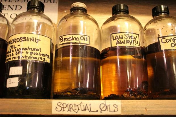 "Augustine's Eternal Gifts and Spiritual Goods in Bridgeport has been offering ""apothecary for the soul"" for 22 years."