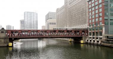 "Renovation of the Wells Street Bridge over the Chicago River will cause headaches for ""L"" riders this spring."