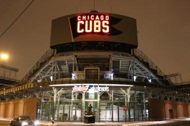 The Cubs want restrictions on Wrigley Field and night events to be eased.
